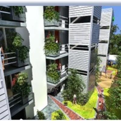 18 Edificio departamentos