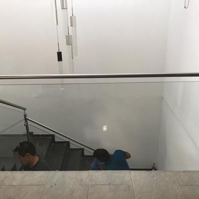 Cristal escalera