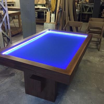 mesa de juegos