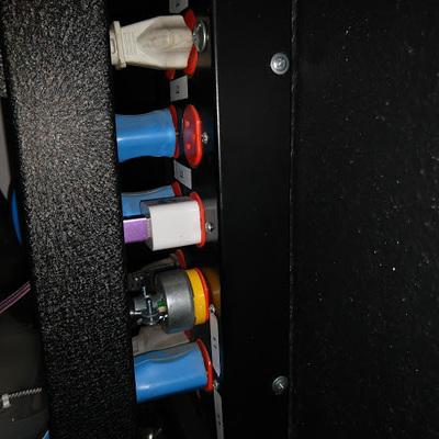 Barra multicontactos refrigeración