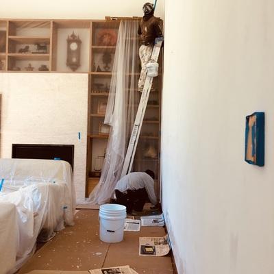 Pintura en Interiores