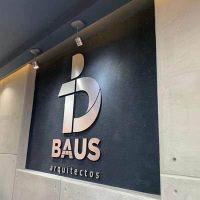 """Nuestra casa, """"Oficinas BAUS arquitectos"""""""