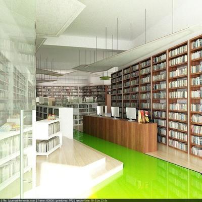 Biblioteca Purrua