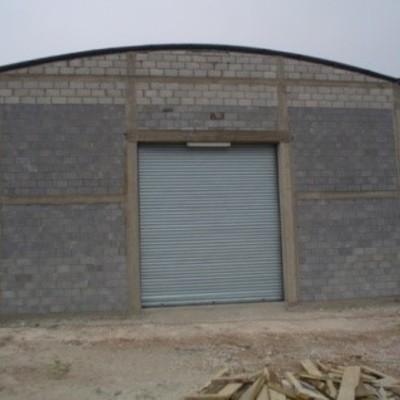 • PROYECTO Y CONSTRUCCION  DE ALMACEN DE INSUMOS AGROPECUARIOS