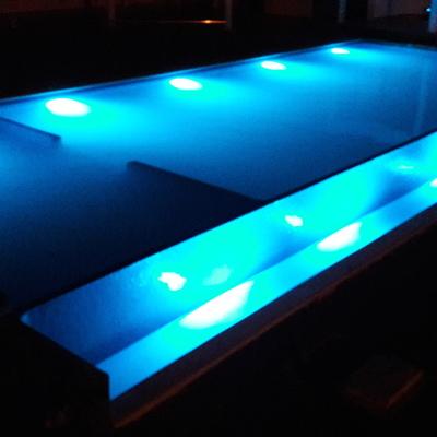 Iluminacion LED multicolor