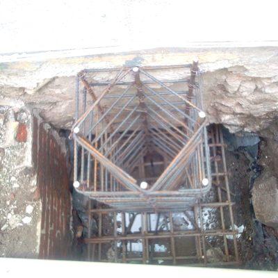 Ampliación de casa: Construcción sala de estar en fracc Burgos