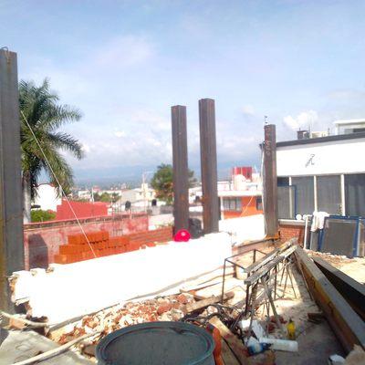 Columnas de IPR fracc Burgos