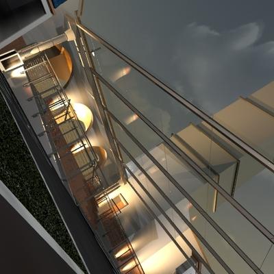 Rehabilitacion casa de la cultura de paracho cubierta de acceso y torre