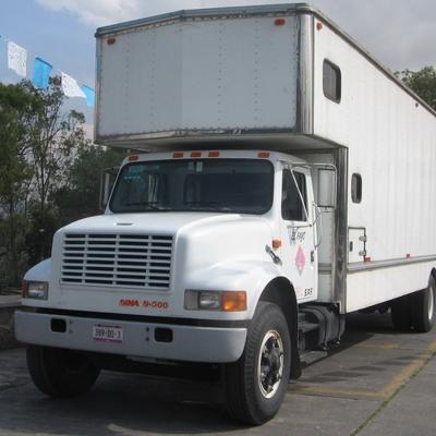 Camion Rabon 7m