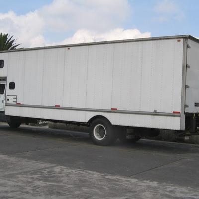 Camion Rabon 9m