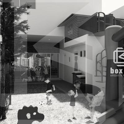 Diseño de salón infantil