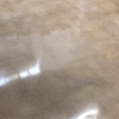 Concreto pulido en Durango