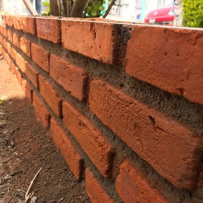 Muro Aparente de Cuña