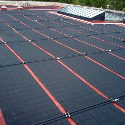 Calefaccion solar para alberca