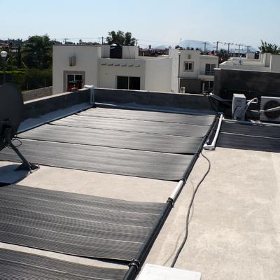Calefacion Solar para Alberca