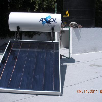 Caletador Solar AXOL Concept v2 150 lts