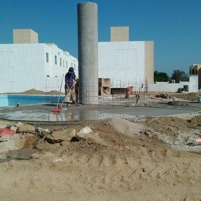 Construcción de Alberca en casas ARA Real del Palmar