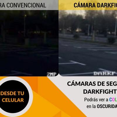 CÁMARAS DE SEGURIDAD DARKFIGHTER