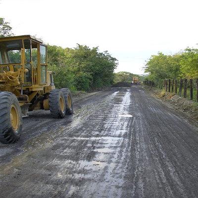 Caminos Rurales para la CONAGUA