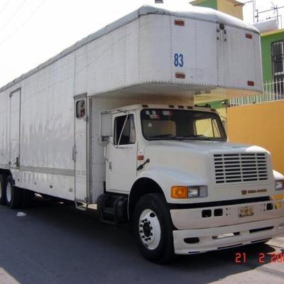 Camion  Mudancero