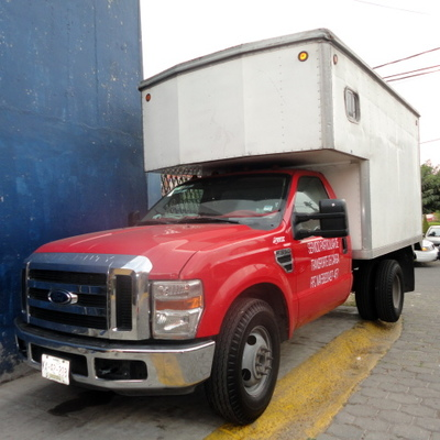 Camioneta 8