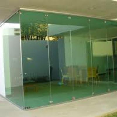 Canceleria de vidrio