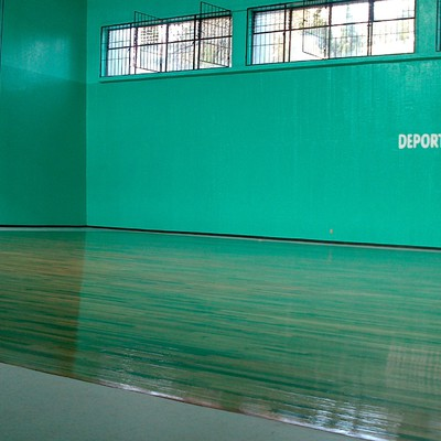 Cancha basket ball