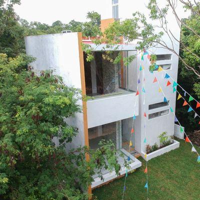Casa aldea Kiin (Cancun)