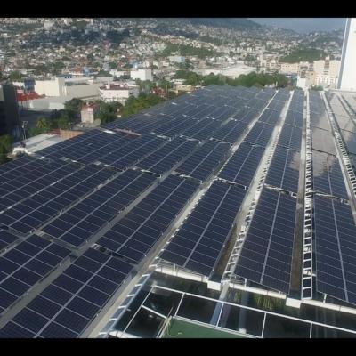 Instalación 1MW en Acapulco