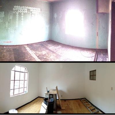 Remodelación residencial
