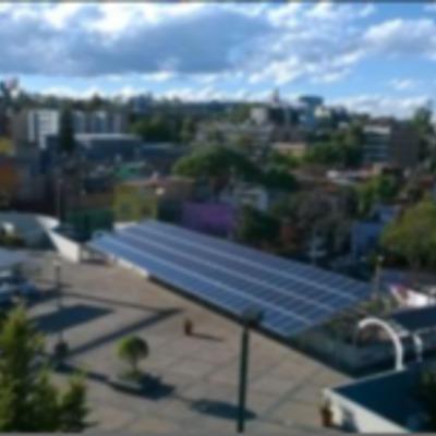 Sistema Fotovoltaico Industrial.