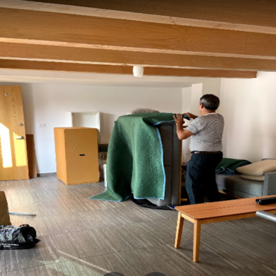 Protección de mobiliario