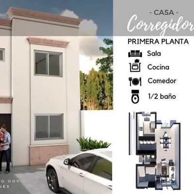 Proyecto de Casa para venta construida por Loxa Construcciones