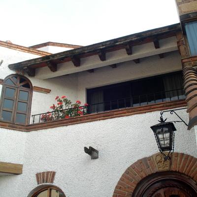 casa estilo colonial mexicano
