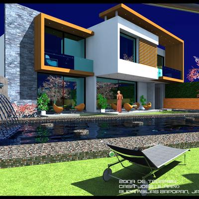 Proyecto residencia bugambilias