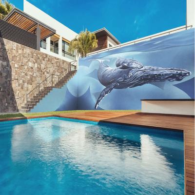 Murales para hoteles
