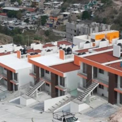 40 Casas cuadruplex