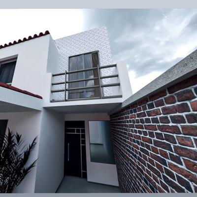 Fachada Casa Brisas