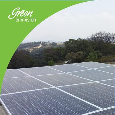 Celdas Solares, Energías Renovables