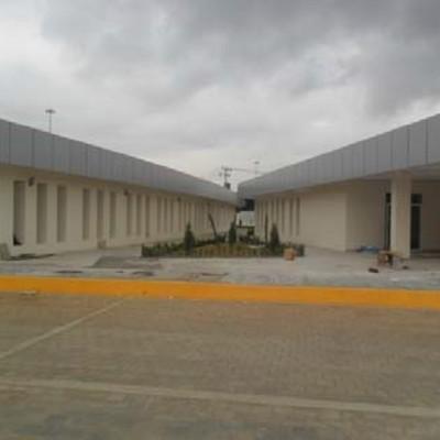 Centro de distribución CFE