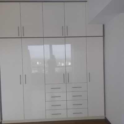 Closet Alto Brillo