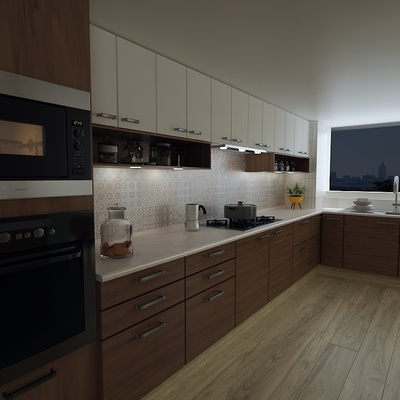 Propuesta renovación de cocina.