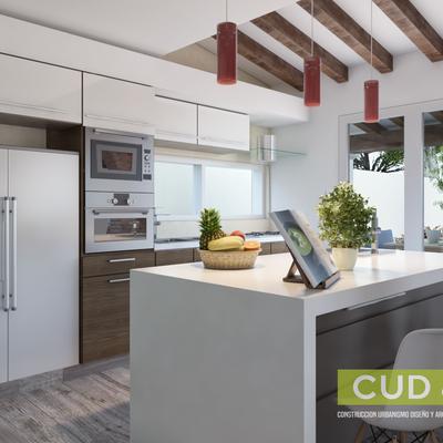 Interior Diseño de Cocina