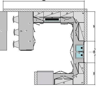 propuesta de diseños de los provedores del moviliario