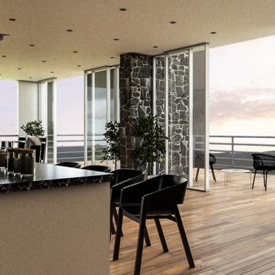 """Casa Residencial """"Collis"""" Cocina"""