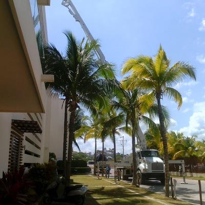 Ampliación de Solarium en condominio Riviera Maya