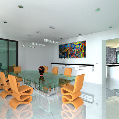 Proyecto residencia (comedor)