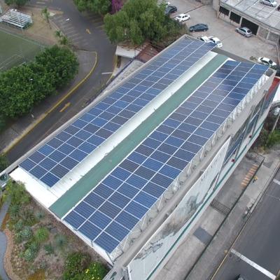Paneles Solares CONABIO