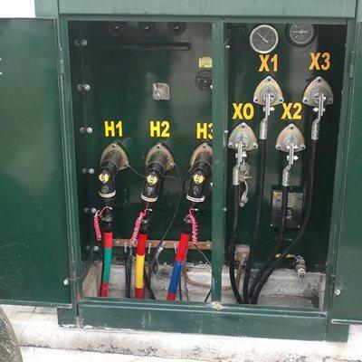 Puesta en servicio de subestaciones eléctricas.