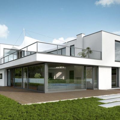 Proyecto Residencial Render